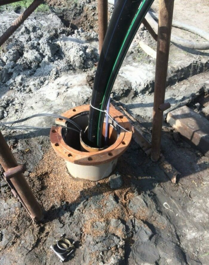 ремонт артезианских скважин