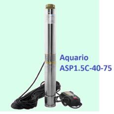 Aquario ASP1.5C-40-75 купить насос дешево