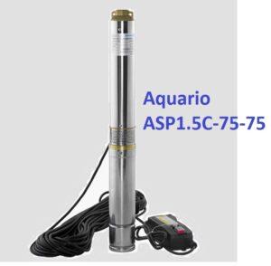 Купить скважинный насос Aquario ASP1.5C-75-75 погружной дешево