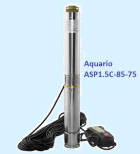 Скважинный насос Aquario ASP1.5C-85-75 купить дешево