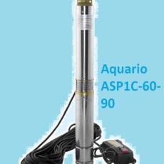 Купить погружной скважинный насос Aquario-ASP1C-60-90 цена