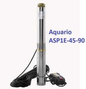 Купить скважинный насос Aquario ASP1E-45-90 и установить дешево