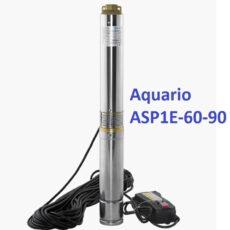 Купить скважинный насос Aquario ASP1E-60-90 погружной в скважину