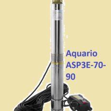 Скважинный насос Aquario ASP3E-70-90 купить недорого