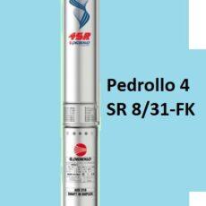 Скважинный насос Pedrollo 4 SR 8/31-FK купить недорого
