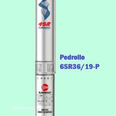 Скважинный насос Pedrollo 6SR36/19-P купить по низкой стоимости