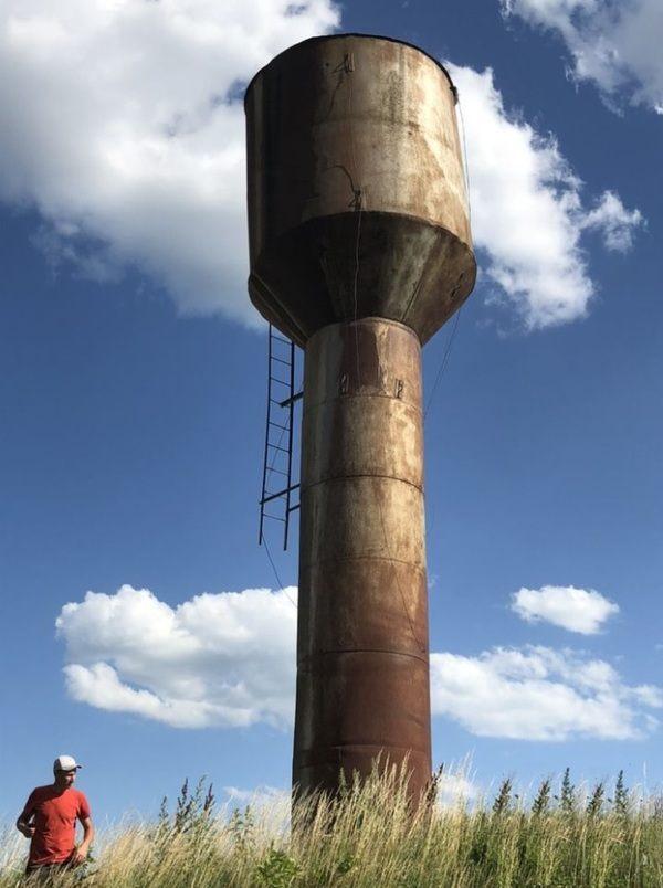 обслуживание водонапорной башни