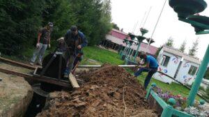 установка насоса в Щелково